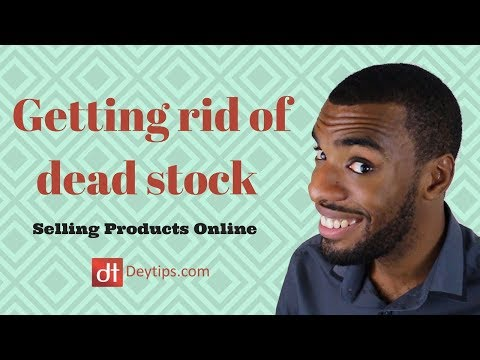 Tips For Getting Rid Of Dead Stock When Wholesale Buying