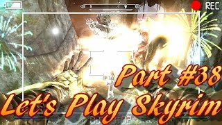 Redoran Plays - Skyrim 2017 - Part 38 - THE DREAM IS REAL!! :)