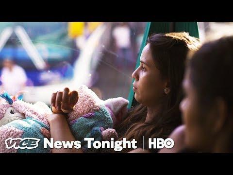 Escaping Maduro's Venezuela & Santa Fe Aftermath: VICE News Tonight Full Episode (HBO)