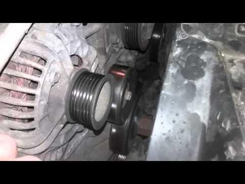 Can a car run with a bad alternator or broken belt