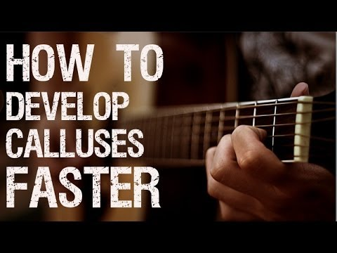 Simple Tricks to Develop Calluses Faster for