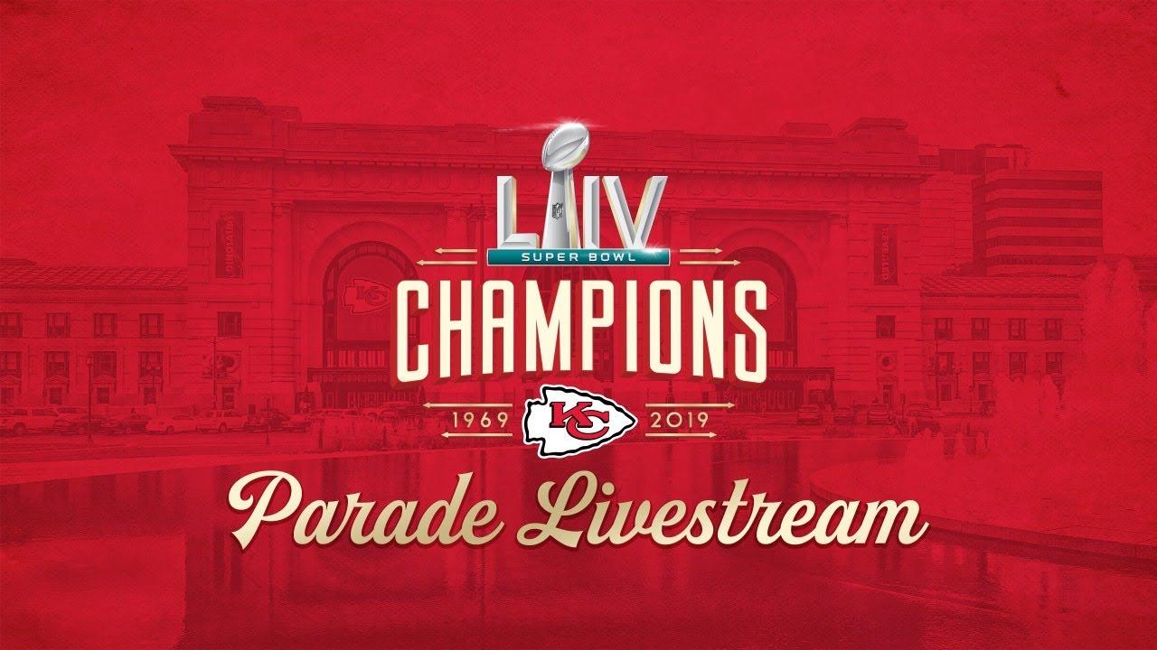 Chiefs Super Bowl Championship Parade