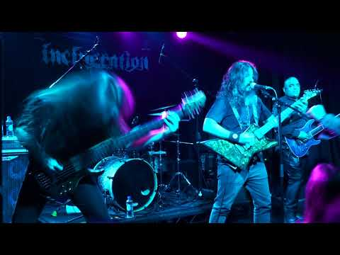 DEMONIC RESURRECTION - Apocalyptic Dawn, Live @ Incineration Fest 2018, London, 13.05.2018
