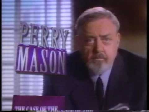 Perry Mason Case of the Tell-Tale Talk Show Host Commercial