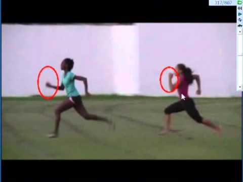 Learn How to Run Faster Like these Girls - A