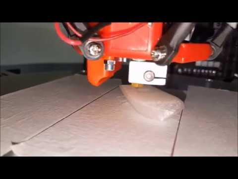 3D printing torture-test