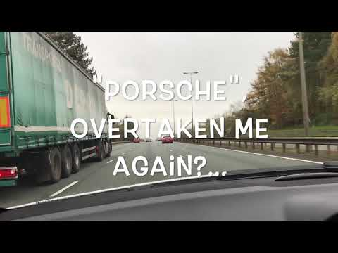 Mercedes VS Porsche