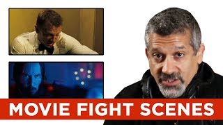 MMA Coach Reviews Fight Scenes In Movies