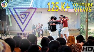 Triangle Love Story | latest Malayalam Romantic Campus Short Film | HD