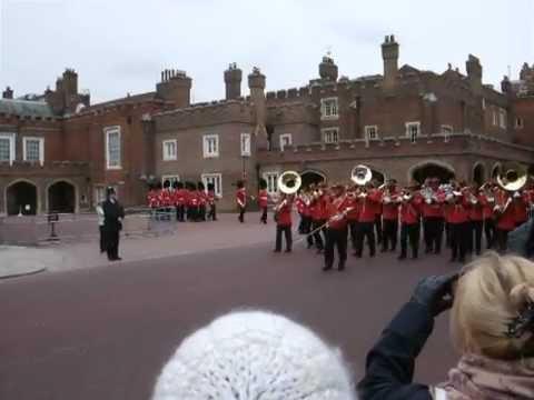 New Zealand brass in London