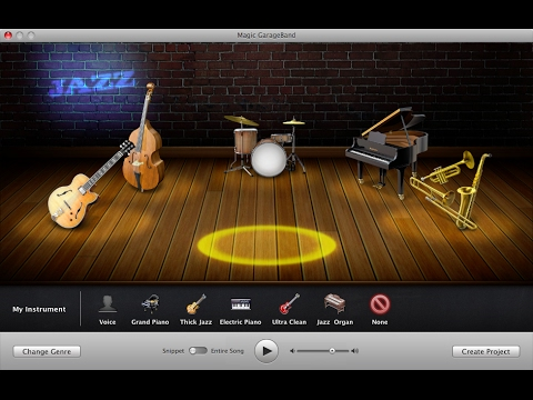 Download Garageband for Android /pc