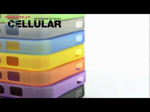 Apple iPhone 5 TEMEI super thin hardcover snap cases round up