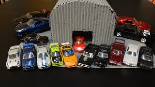 The Fast and Furious Car Collection - Hot Wheels, JADA, Greenlight, Racing Champions