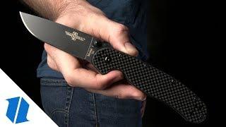 Ontario Rat Model 1 Liner Lock Knife Overview