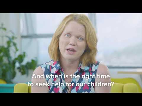 Did you know young children can experience anxiety disorders?     Mat Time teaser