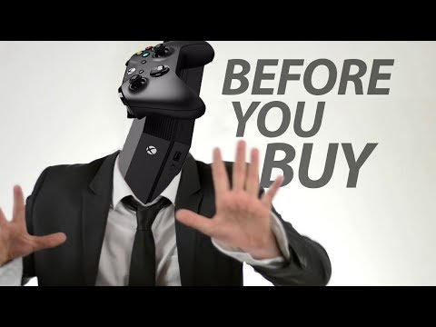 Xbox One X - Before You Buy