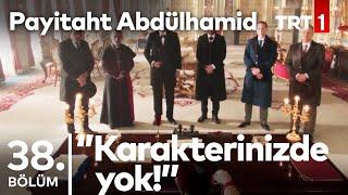 Payitaht Abdülhamid 38. bölüm - Elçiler, Sultan'ın huzurunda