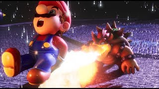 Unreal Engine 4 [4.20.1] Super Mario 64 / Bowser Fight + Download link