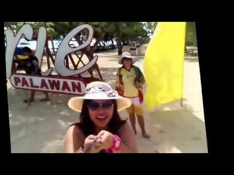 Cowrie Island,Palawan