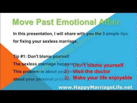 3 Simple Tips For Fixing Your Sexless Marriage