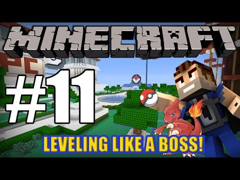 Minecraft Pixelmon Server Adventure Ep11 - Leveling like a Boss! (Face Cam) [Pixelmon 3.0.4 mod]