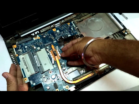 Lenovo Laptop Teardown / Repair | G50-70