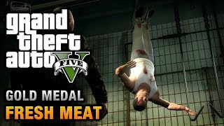 Gta 5 - Mission #59 - Fresh Meat [100% Gold Medal Walkthrough]
