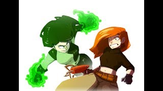Kim and Shego best fights Season 2