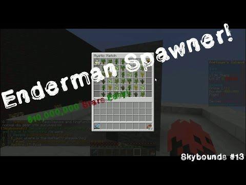 Enderman Spawner! (skybounds) #13
