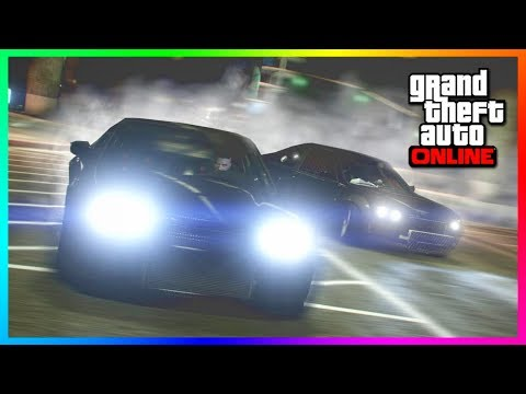 GTA Online Drifting Guide - BEST Drift Cars, Easy Drifting Tutorial, How To Stance Vehicles & MORE!