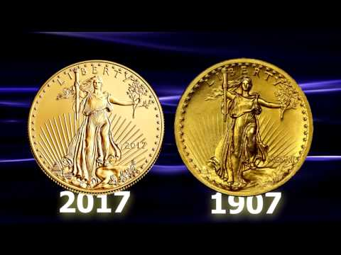 US Mint Releases 2017 Gold Eagles