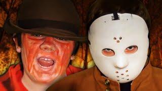 Freddy vs Jason - Epic Rap Battle Parodies Season 2