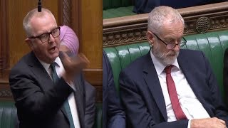 BREXIT FURY: Jeremy Corbyn torn apart by former Labour MP Ian Austin for 'poisoning party'