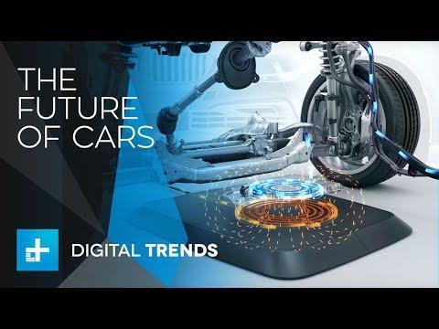 Five automotive advances that will change the way you drive