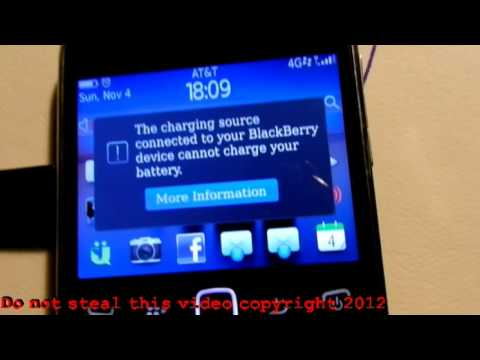 How to Build USB CHARGING ONLY cable for BlackBerry Android