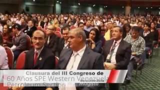 Download 60 Aniversario SPE Western Venezuela Petroleum Section Video