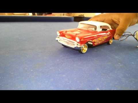 Lowrider Model Car (My Very first Hopper/Dancer)