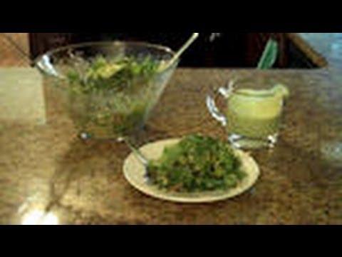 Cilantro-Lime Dressing - Lynn's Recipes