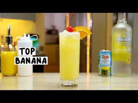 Top Banana - Tipsy Bartender