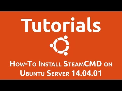 How-To Install SteamCMD on Ubuntu Server 14.04
