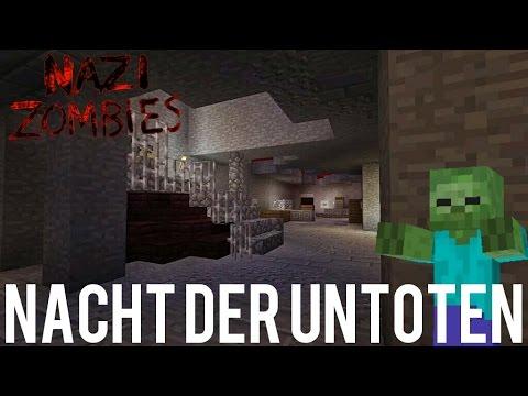 Nacht Der Untoten - Call of Duty: World at War | Minecraft PS4 PS3 PSVITA Map Remake + Download Link
