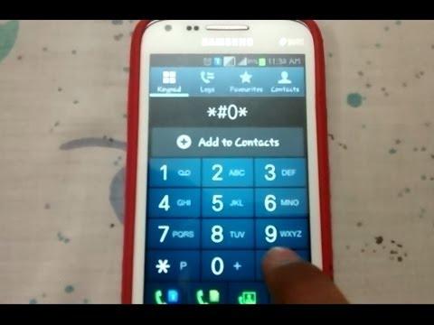 Samsung Mobile Performance Test 2014