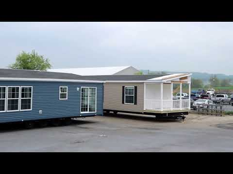 Want to see how a manufactured home is made? Redman Homes in Pa