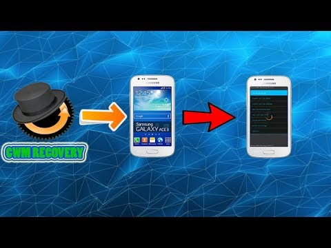 How To Install CWM Recovery On Galaxy Ace 3 S7272 - (New2017)