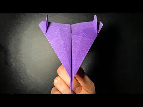 origami paper planes comment faire un avion en papier qui vole tr s bien et longtemps elder. Black Bedroom Furniture Sets. Home Design Ideas