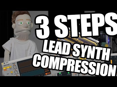 Mixing Lead Synths with Compression Ableton Tutorial
