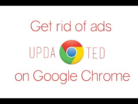 How to get rid of ads on Google Chrome | Updated