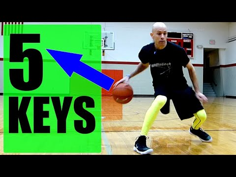 Basketball Handles: 5 Keys To ANKLE BREAKING Moves!