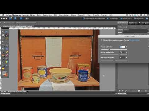 HDR-Look in Photoshop Elements erzeugen