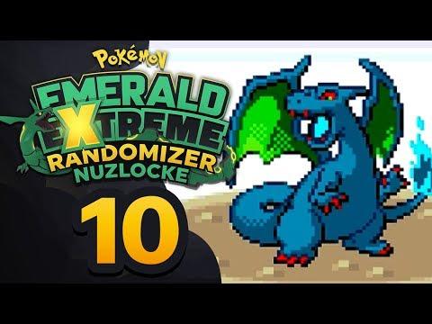 THAT IS NOT A CHARIZARD! - Pokémon Emerald EXTREME Randomizer Nuzlocke w/ Supra! Episode #10